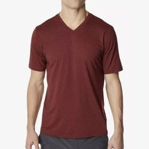 32 Degrees Men's Performance V-Neck T-Shirt